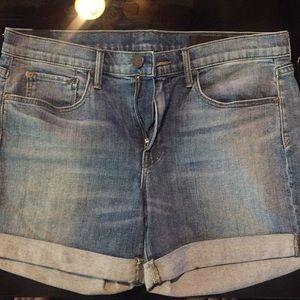 Vince Blue Jean shorts size 27